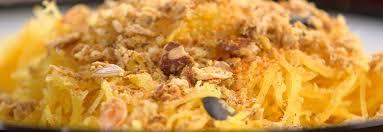 recette cuisine tf1 mariotte recette de crumble de courge spaghetti petits plats en equilibre