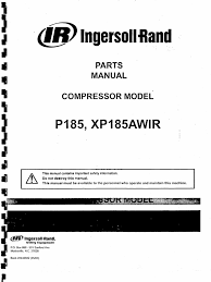 download ingersoll rand ssr instruction manual xf ep hp hpx 50 se
