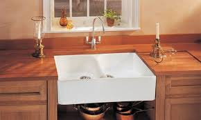 drop in farmhouse sink kitchen sinks fireclay apron front undermount or drop on 35 new