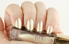 julep maven july 2014 mystery champagne trio kathy nail polish
