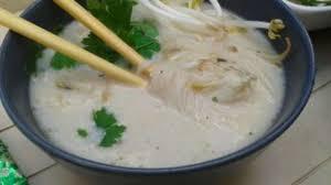 cuisine chinoise poisson soupe chinoise express au poisson recette par bulle