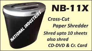 Cross Cut Paper Shredders Top 10 Paper Shredders 2013