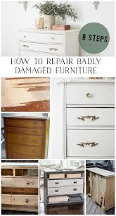 best 25 furniture repair ideas on pinterest refinished