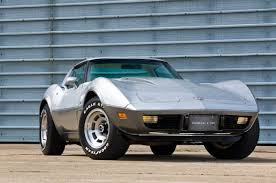 25th anniversary corvette value unrestored 1978 silver anniversary chevrolet corvette