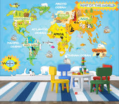 Interactive World Map For Kids by 5 Wallpapers That Will Spark Your Kids Creativity A Life In