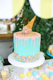 ice cream theme birthday party ideas ice cream theme birthdays
