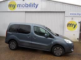 peugeot motability used 2012 peugeot partner diesel winch wheelchair access allied