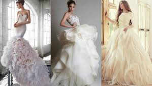 va va voom dresses 15 wedding dresses with ruffles for va va voom brides