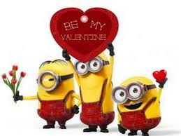 happy valentine u0027s day minions pictures of the hour 10 18 17 pm