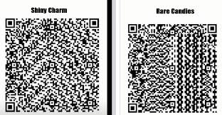 Meme Qr Code - rare candies and shiny charm know your meme