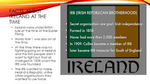 Irish Republican Army Flag The Planning Of The Easter Rising By The 7 Blue Dwarves Ppt