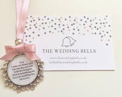 flower girl charms wedding gifts mementos etsy uk