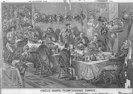 pilgrims thanksgiving feast immigration and thanksgiving new hampshire public radio