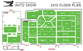 cobo hall floor plan guide to the 2015 detroit auto show how to get there where to park