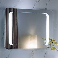 Bathroom Cabinet With Mirror And Lights Bathroom Cabinet Make Up For Best Lighting Mirror Vanity Makeup
