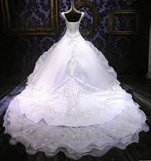 Wedding Dress Quotes Hand Crafted Chaney Silver Or Gold Huge Ball Gown Wedding Dress