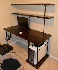 Computer Desk Diy 23 Diy Computer Desk Ideas That Make More Spirit Work Diy