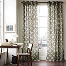 Curtain  Drapes For Living Room Family Room Farmhouse With Accent - Curtains family room