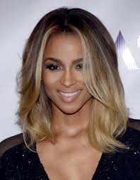 medium length hairstyles pictures ciara shoulder length hairstyles ciara hair stylebistro