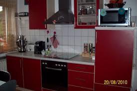 Kuechen Moebel Guenstig Moderne Rote Jahre Alte Küche In Münster Möbel Und Haushalt