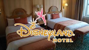 Disneyland Hotel Tour Of A Standard Room Disneyland Paris - Family room paris hotel