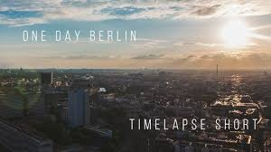 one day berlin timelapse hyperlapse short on vimeo