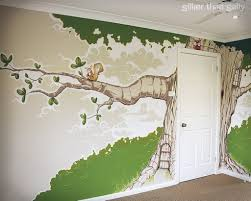 murals sillier than sally fine art and design sillier than sally woodland and trees nursery wall mural street art mural