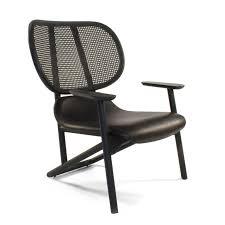Patricia Urquiola Armchair Moroso Black Klara Lounge Armchair By Patricia Urquiola Italy For