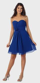 royal blue chiffon bridesmaid dresses royal blue bridesmaid dresses naf dresses