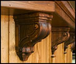 Mission Style Corbels Decorative Wood Corbels And Brackets A Perfect Decorative Support