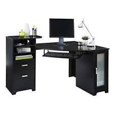 Office Max Desk Bradford Corner Desk Black By Office Depot Officemax