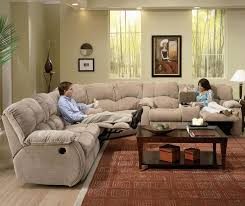Sectional Sofa Recliner by Sofas Center Sensational Sectional Sofas With Recliners And Cup