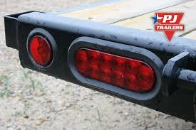 led lights for trucks and trailers pj trailers led lights