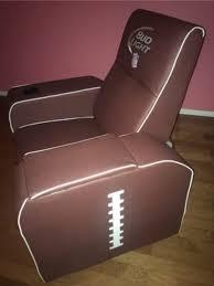 splendid bud light football chair dimensions