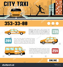 car shipping rates u0026 services city taxi online services web page stock vector 493592473