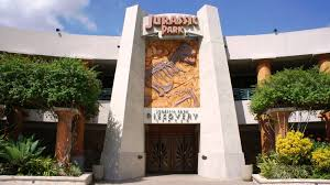 Map Universal Studios Hollywood Jurassic Park Discovery Center Universal Orlando 1080p Youtube