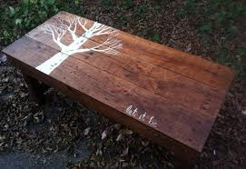 handmade coffee table beatles handmade let it be coffee table from