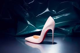 the inspiration behind christian louboutin u0027s red bottomed soles