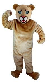cougar halloween costume buy cougar mascot jungle cat costume mask us t0026 from costume