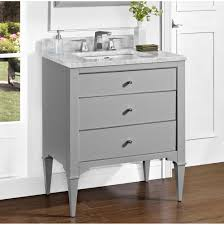 Bathroom Furniture Wood Bathroom Napa 36 Inch Fairmont Vanities With Open Shelf For