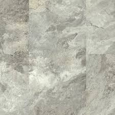 gray and pale tone vinyl flooring