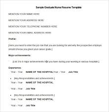 Entry Level Nurse Resume Sample by Registered Nurse Resume Templates Formats Csat Co