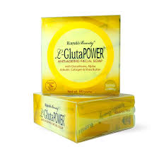Gluta Soap l gluta power anti ageing soap royale business club united