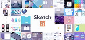 sketch repo free sketch app resources