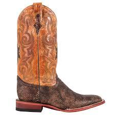 ferrini men u0027s chocolate snake print boots in western fashion boots