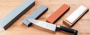 how to use a sharpening stone using a sharpening stone