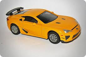 lexus lfa model car lexus lfa model cars hobbydb