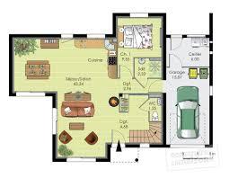 plan de maison a etage 5 chambres plan de maison etage plans maisons ou villas avec 5 chambres avec