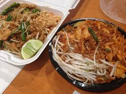 pad thai taste test thai palace vs siri thai kitchen