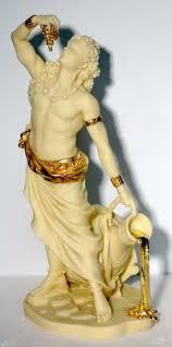 dionysus greek god statue dionysus greek god of wine fertility and dance one of the greek